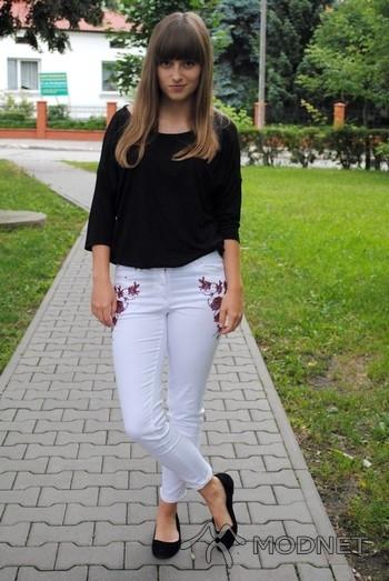 Spodnie H&M, H&M Lublin