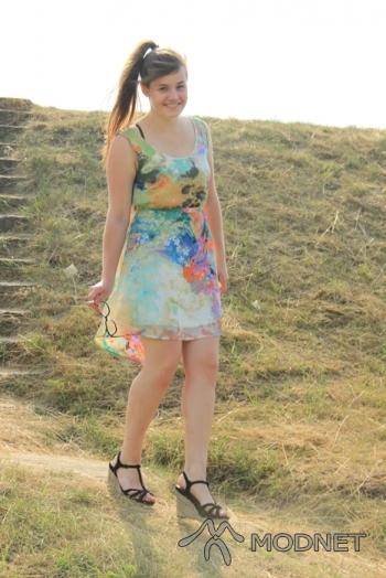 Sandały New Look, Echo Kielce