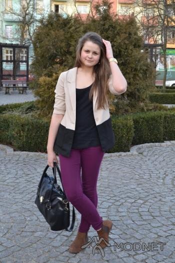 Spodnie New Look, C.H. Kaskada Szczecin