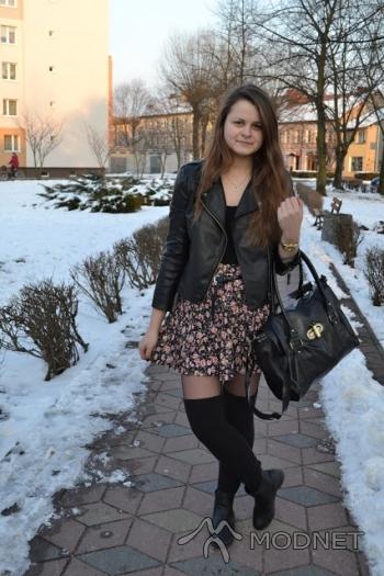 Spódnica noname, http://www.allegro.pl