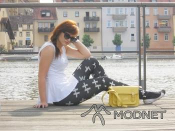 Legginsy Japan Style, http://www.allegro.pl