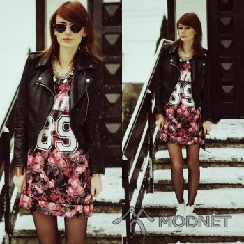 Sukienka Reserved, http://www.allegro.pl