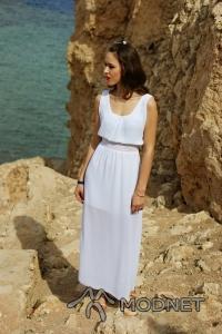 Sukienka, http://www.facebook.com/fashioniquee; Sandały, http://www.allegro.pl