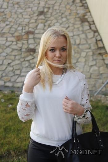 Bluza dress shop, http://www.allegro.pl