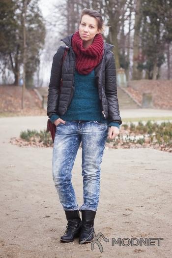 Sweter H&M, Agora Bytom