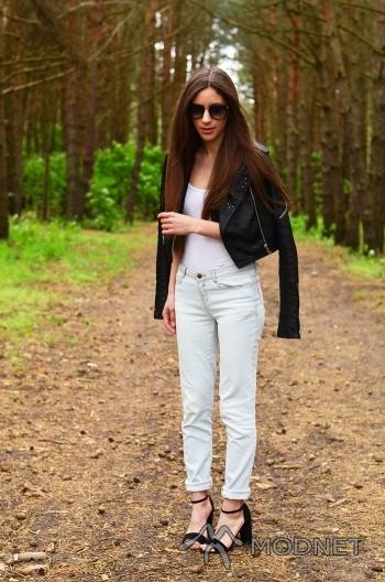 Spodnie Zara, Galaxy Szczecin