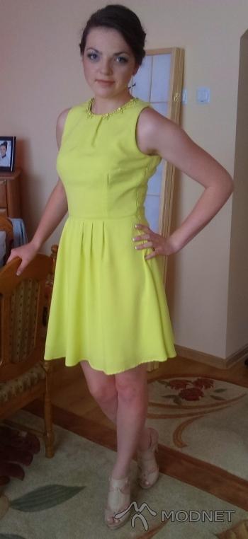 Sukienka Mohito, Carrefour Zielone Wzgórze Białystok
