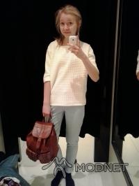 Bluza Reserved, Reserved Mielec; Spodnie Reserved, Reserved Mielec
