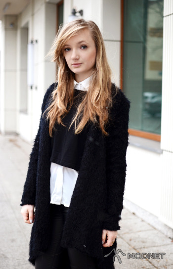 Sweter Pull&Bear, Arkadia Warszawa