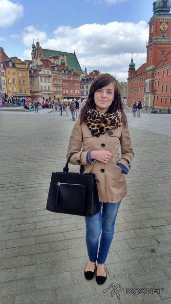 Płaszcz Zara, Second Hand Toruń