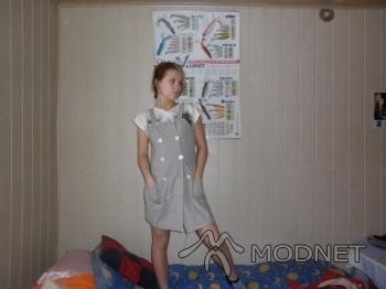 Sukienka MEXX, Carrefour Grudziądz