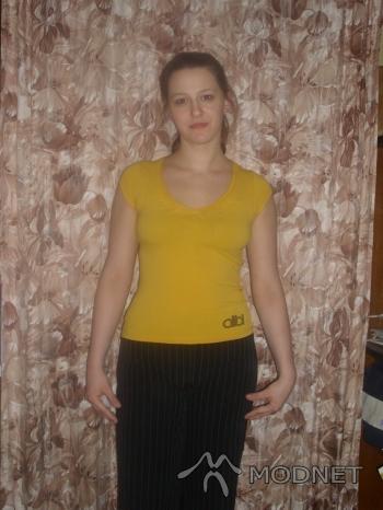 Spodnie Alibi, Alibi Kobylnica; Bluzka Alibi, Alibi Kobylnica