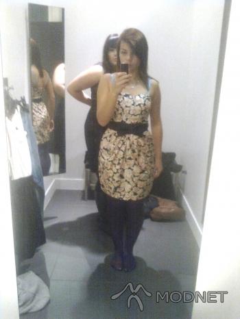 Sukienka H&M, Sandecja Nowy Sącz