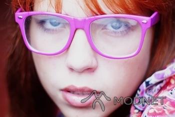 Okulary Nerdy, http://www.allegro.pl