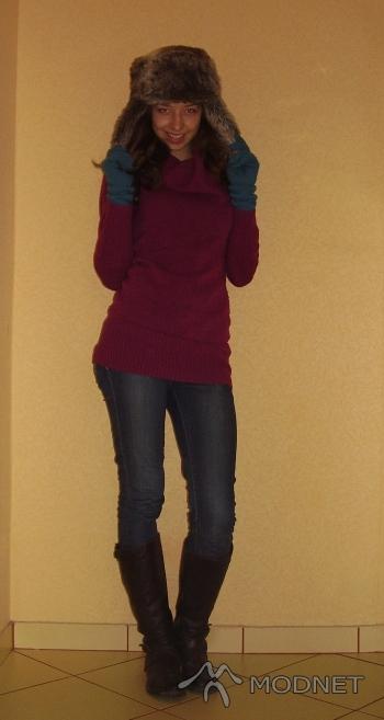 Sweter H&M, M1 Zabrze